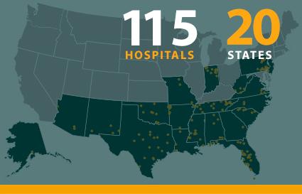 CHS Hospitals